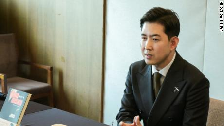 Korean Air flight attendant Park Chang-jin has spoken out about what he says is the culture of abuse within the airline.