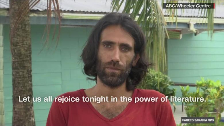 Behrouz Boochani lands in NZ, will he apply for asylum?