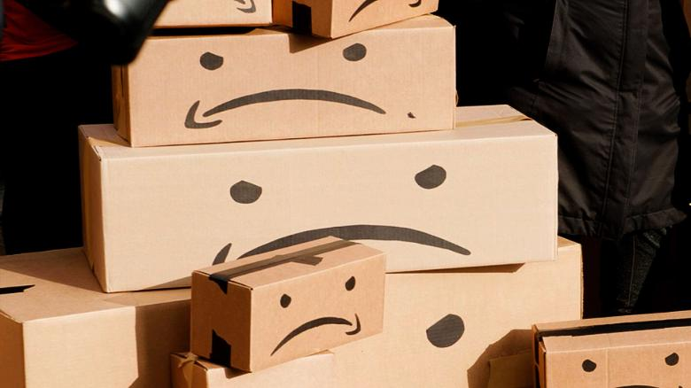 Amazon shoppers, you might see fewer counterfeits