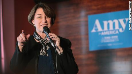 Salad Comb: Amy Klobuchar Reportedly Ate Salad With Comb