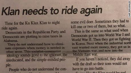 Cet éditorial a été publié dans le quotidien Democrat-Reporter le 14 février. [19659012] Cet éditorial a été publié dans le journal Democrat-Reporter le 14 février.