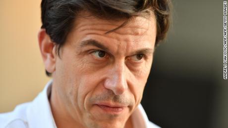 """El jefe del equipo Mercedes AMG Petronas F1 Team, Toto Wolff, dice que los conductores de orígenes ricos como Stroll Face """"estigma."""""""