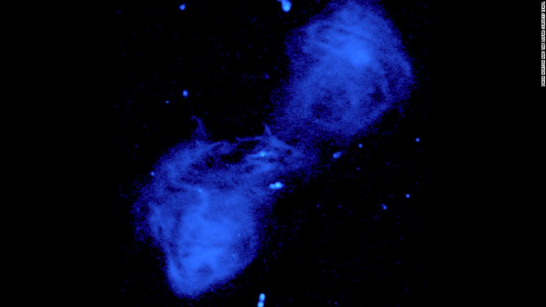 New Universe map unearths 300000 more galaxies