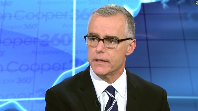 McCabe: It's possible Trump is a Russian asset