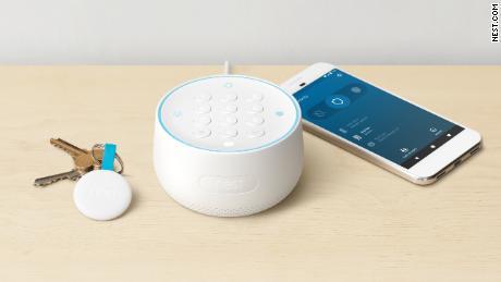 Google's Nest Secure device.