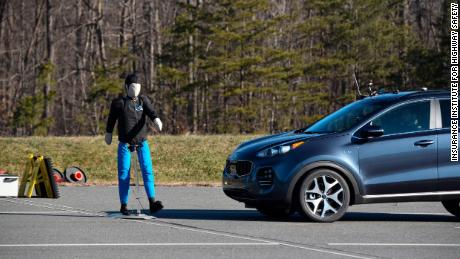 The death of pedestrians is increasing. These SUVs can help save lives.
