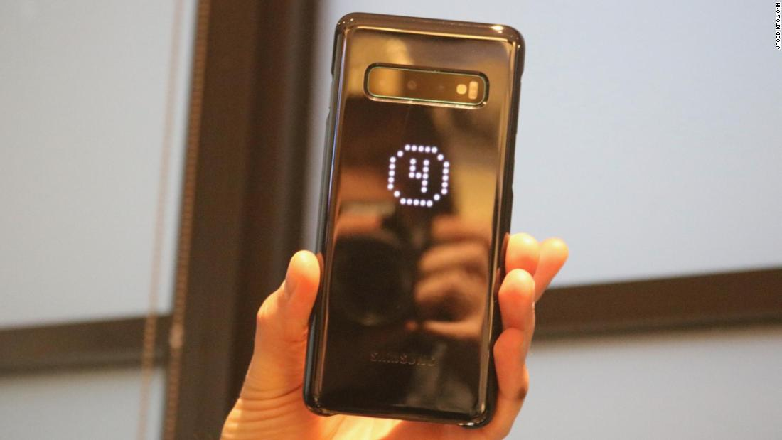 Samsung's new Galaxy S10, S10+ and S10e call for cool accessories