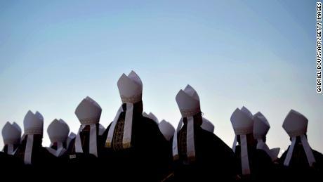 L'Église catholique tente de dépasser les scandales d'abus commis ces dernières années.