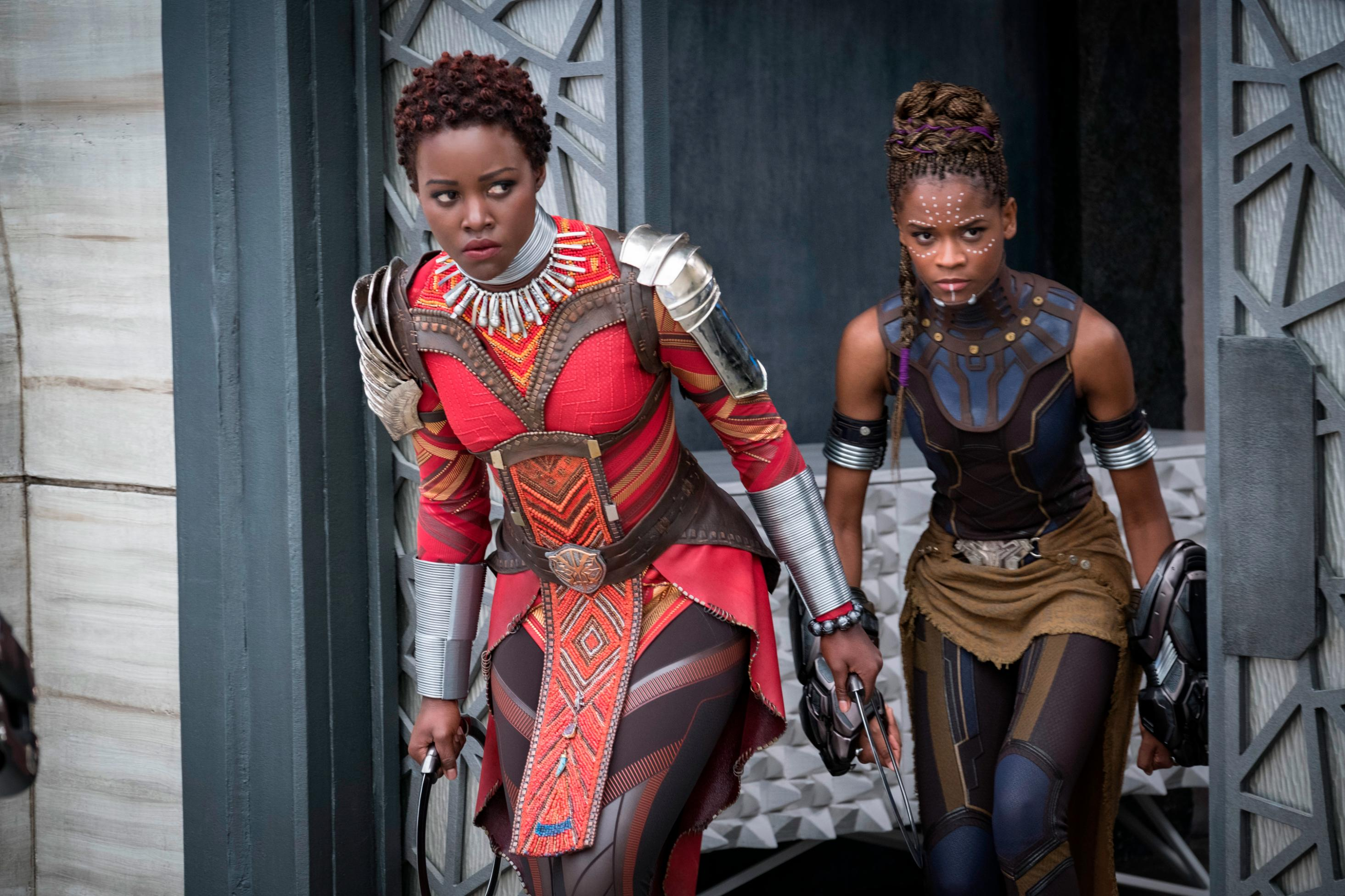 Ruth E Carter How Black Panther Costume Designer Wove An Afrofuturist Fantasy Cnn Style