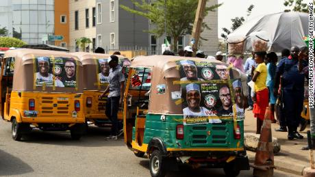 Nigerian rallies voted disassembled after deferred voting