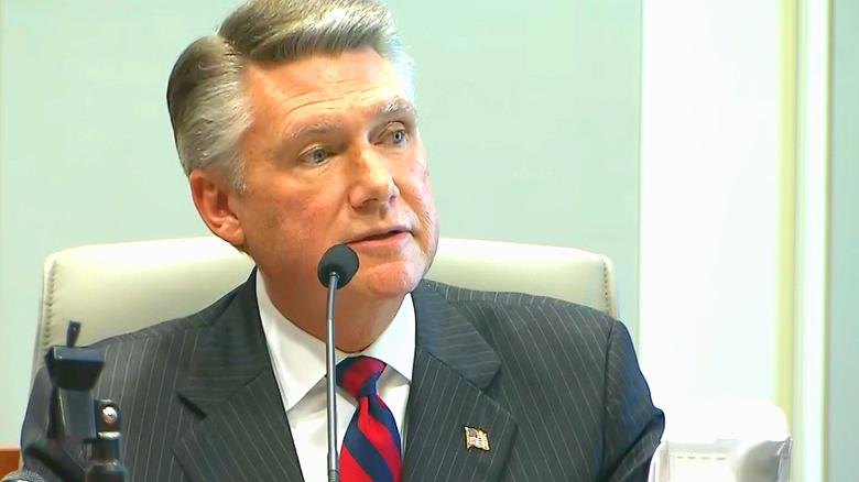 Mark Harris Says He Is Not Running In New Congressional Election