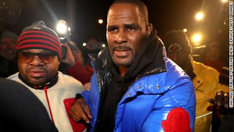 R. Kelly adamant about his innocence in first TV interview amid sexual abuse charges