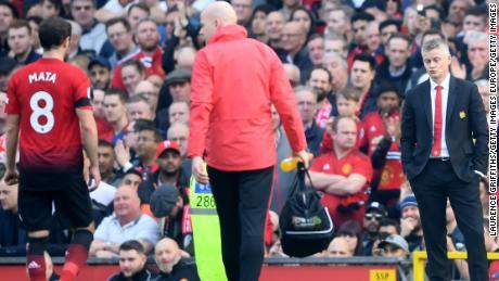 Der Trainer von Manchester United, Ole Gunnar Solskjaer, erzielte ein weiteres gutes Ergebnis, einschließlich aller Verletzungen seines Teams.