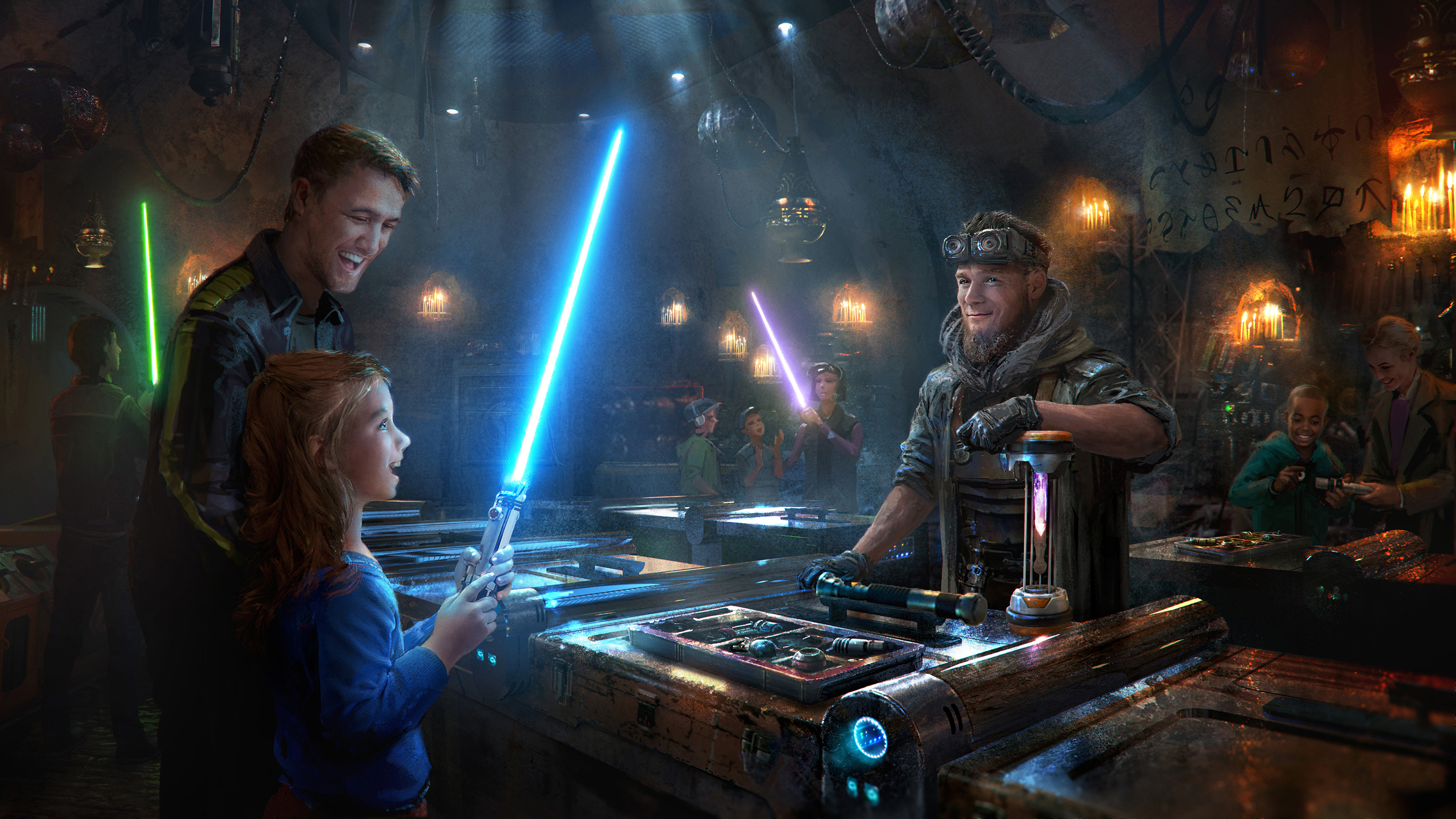 Disney's 'Star Wars' lands coming to a galaxy near you   CNN Travel