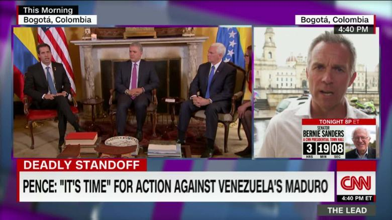 Veteran Univision Anchor Jorge Ramos Briefly Detained at Venezuelan Presidential Palace