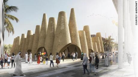 Hội chợ triển lãm 2020 Dubai có kế hoạch mang kiến trúc nhà bền vững