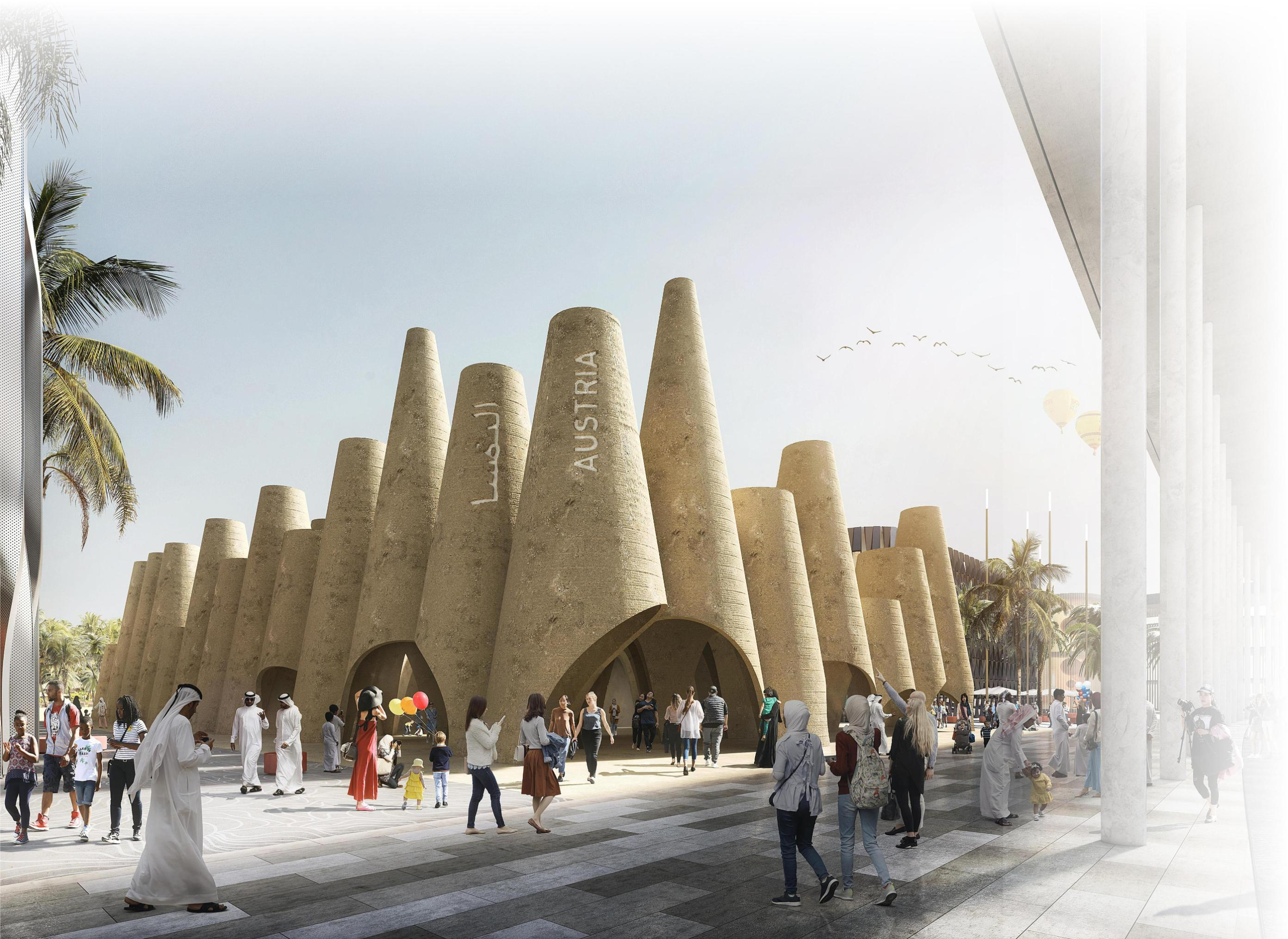 Expo 2020 Dubai to bring sustainable architecture home - CNN