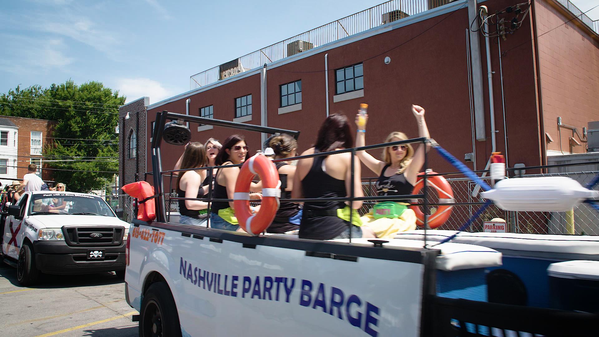 Bachelorette Party Capital Nashville Snags The World Title