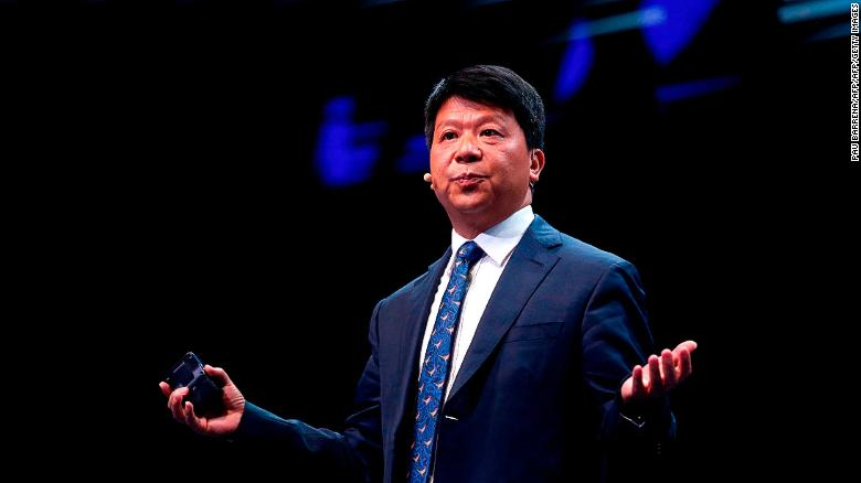 Huawei CEO: 'Huawei has not and will never plant backdoors'