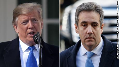 Cohen's testimony aggravates Trump's legal problems in New York