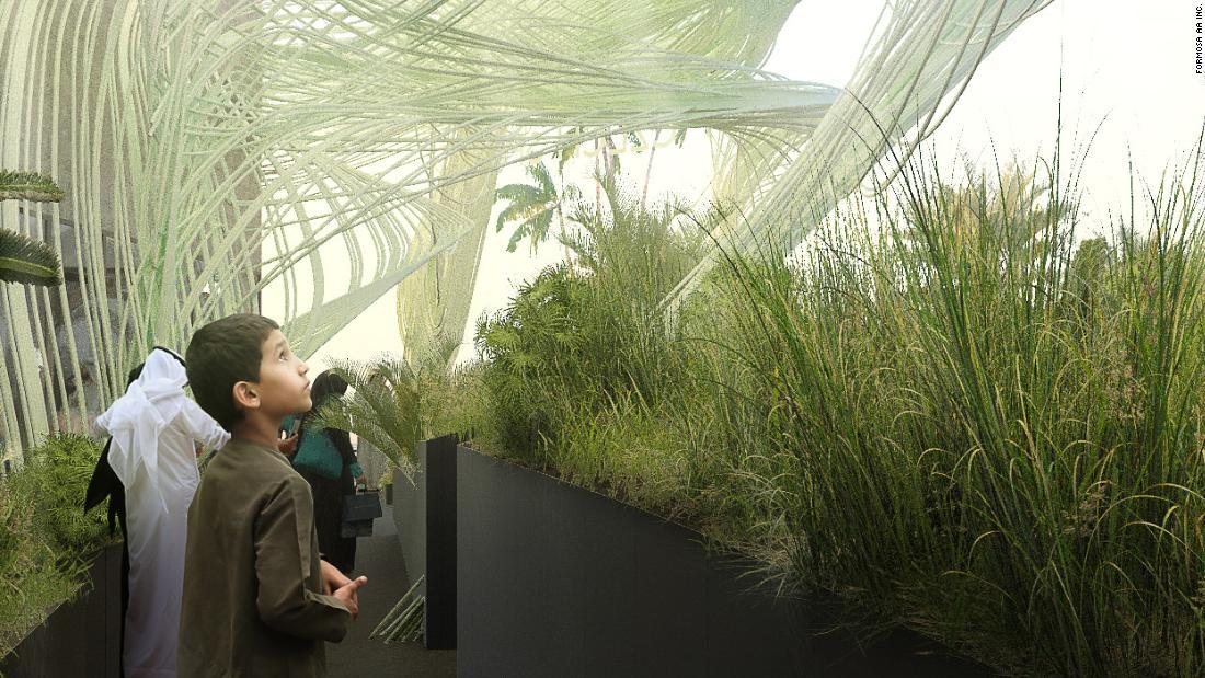 Expo 2020 Dubai: Take a look inside the pavilions