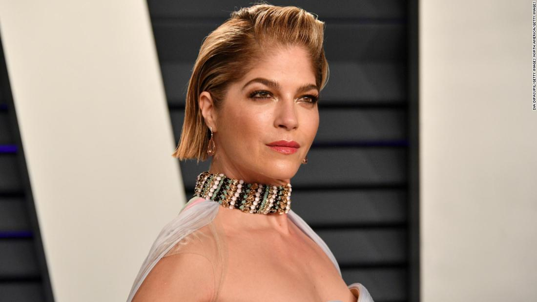Selma Blair's famous friends are helping her in MS battle - CNN
