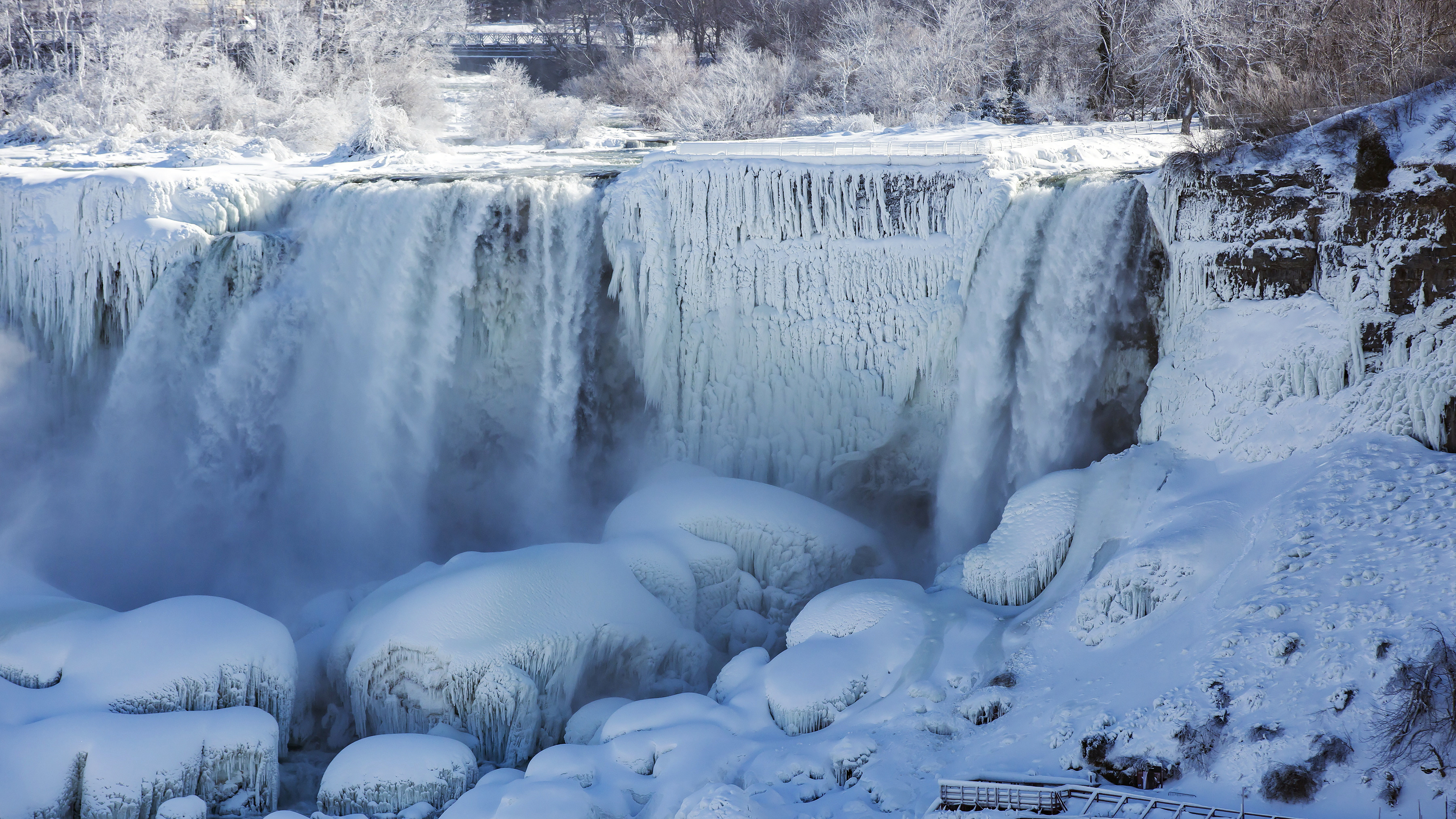 Here are 9 of the most magical frozen landscapes | CNN Travel