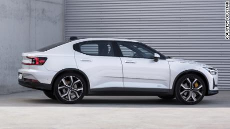 The Polestar brand will only sell plug-in engines.