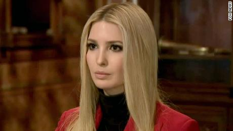 ivanka trump american workers green new deal sot lead vpx_00002316