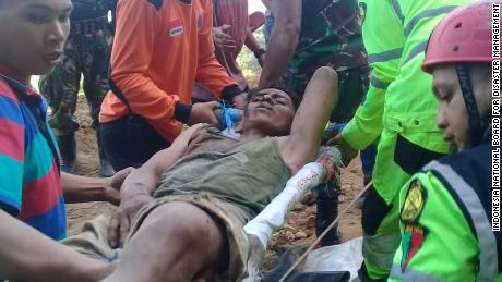 Indonesia Gold Mine Collapse: Dozens Buried By Landslide, Rescuers Searching For Survivors