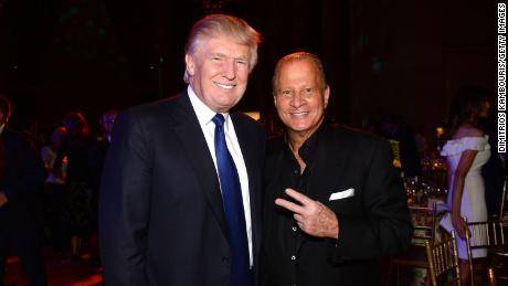 This billionaire reportedly paid $60K for a portrait of Trump. He was allegedly reimbursed by Trump's charity.