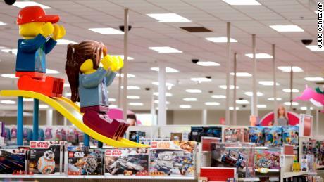 Lego found ways to adapt to Toys