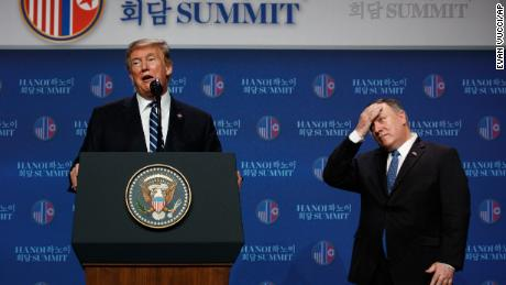 North Korea only partially abolished sanctions at the summit with Trump, Foreign Minister said