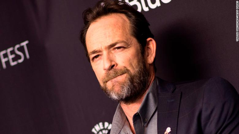 Luke Perry's most memorable roles