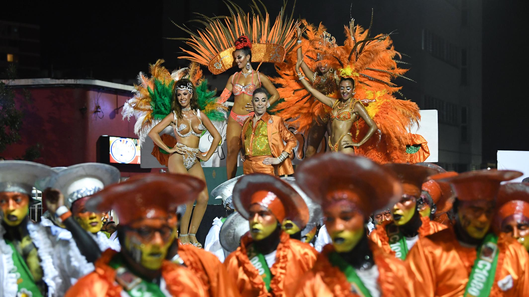 Carnival festivals around the world: Parades and parties in