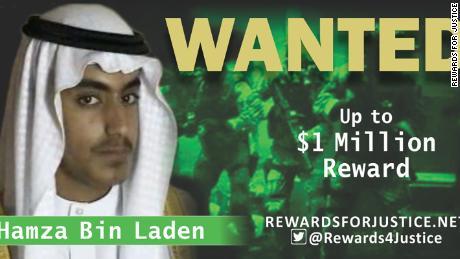 Osama bin Laden's son is taking over as al Qaeda leader, US says