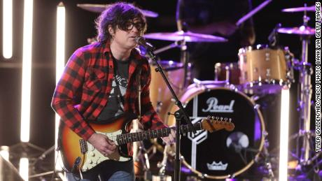 Singer Ryan Adams&#39 UK and Ireland tour was due to begin this month