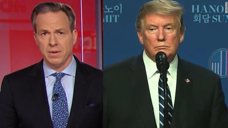 Tapper: Trump's terrible, horrible, no good, very bad week