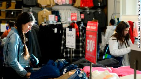 What Old Navy's spinoff says about America's cheap clothing addiction