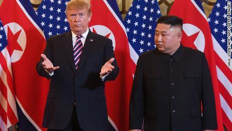 Trump dit qu'il est toujours optimiste à propos d'un accord, la Corée du Nord avertit qu'il perd patience