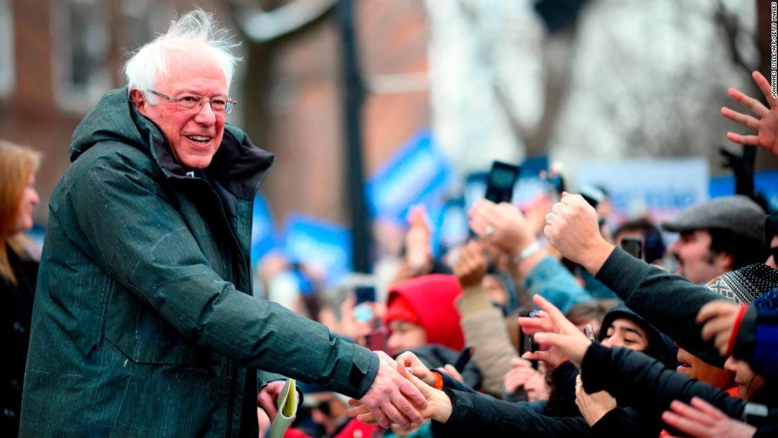 Bernie Sanders rolls out comprehensive education plan - CNNPolitics