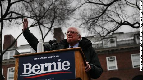 Bernie Sanders says he's raised $18.2 million in 41 days