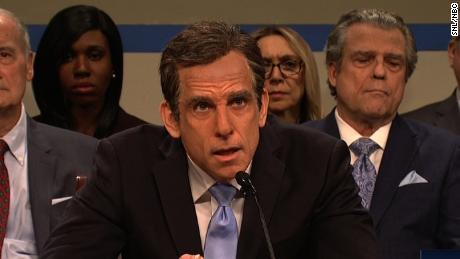 'SNL': Bill Hader, Ben Stiller guest star in Michael Cohen hearing parody
