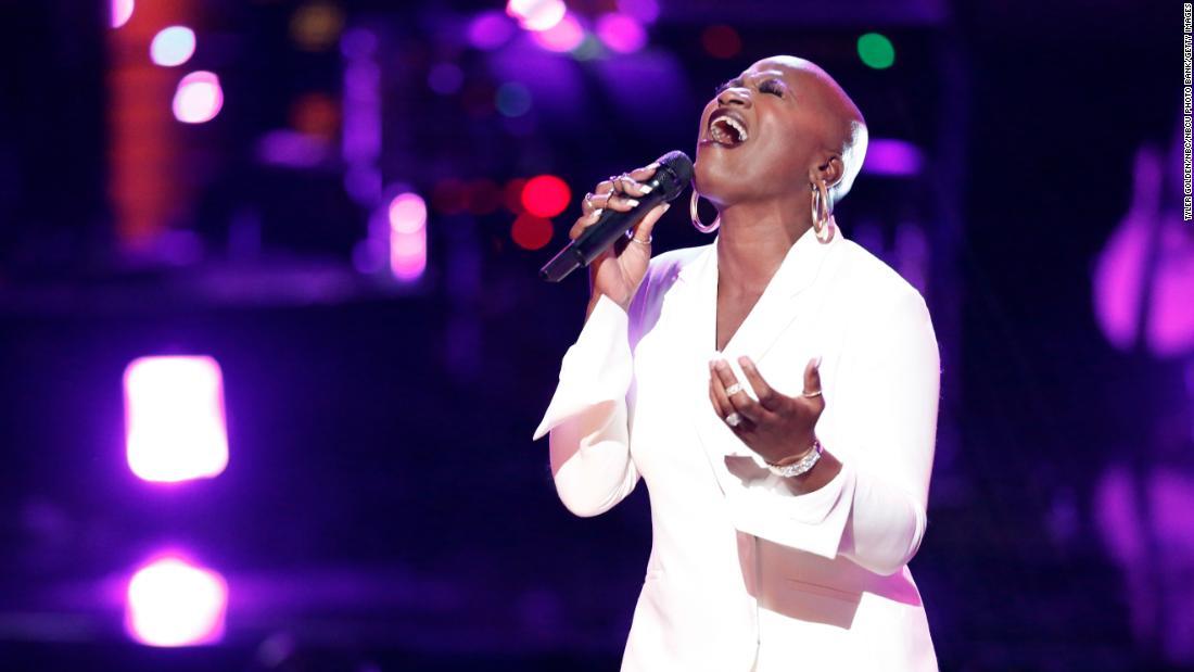 Janice Freeman, a contestant on 'The Voice,' dies - CNN