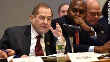 House panel authorizes subpoena for Mueller report as Trump backs away from calls for public release