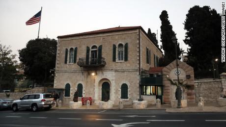 U.S. Shutters Consulate in Jerusalem as Embassy Fills Role