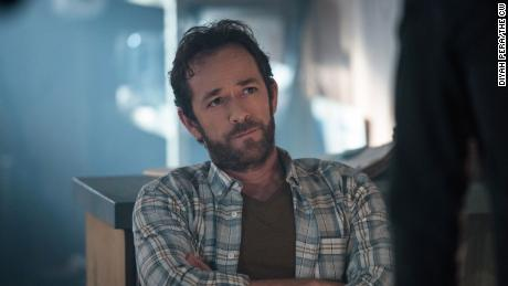 Fans mourn Luke Perry's final episode of 'Riverdale'