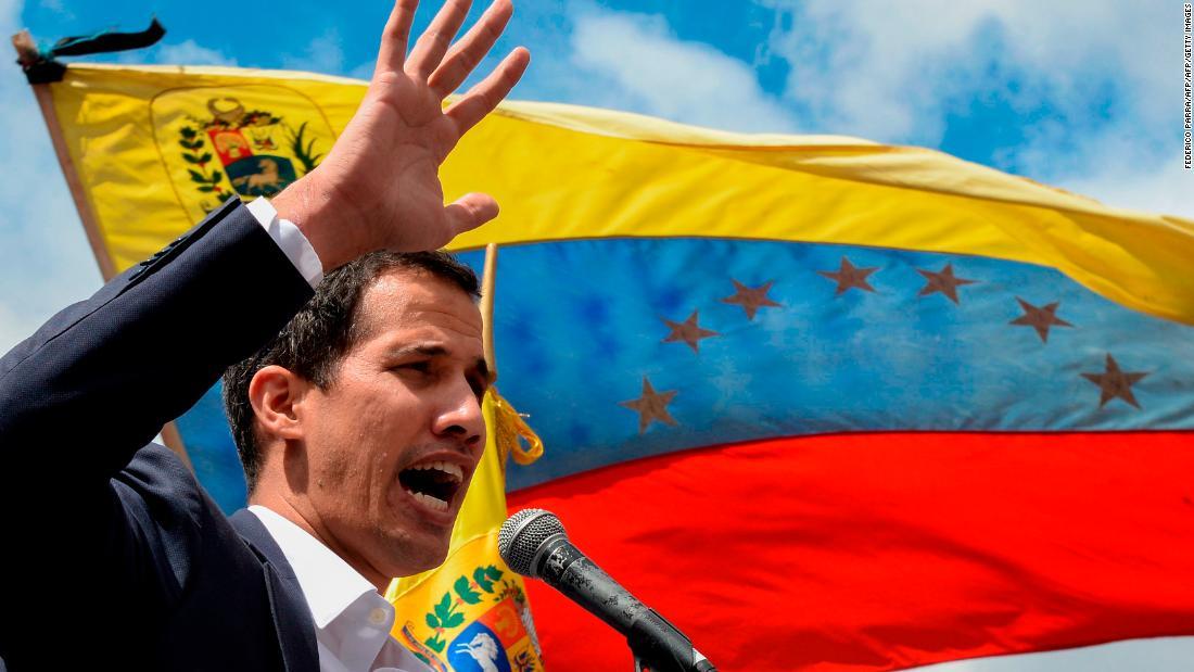 Pompeo warns Russia 'to cease its unconstructive behavior' in Venezuela - CNN