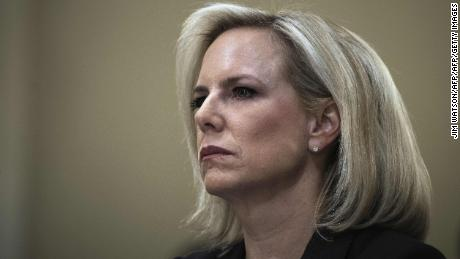 Kirstjen Nielsen had the toughest job in the government
