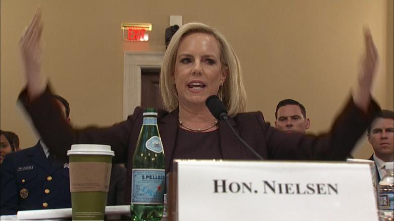 Nielsen asks Congress for new authorities to deport and detain migrants